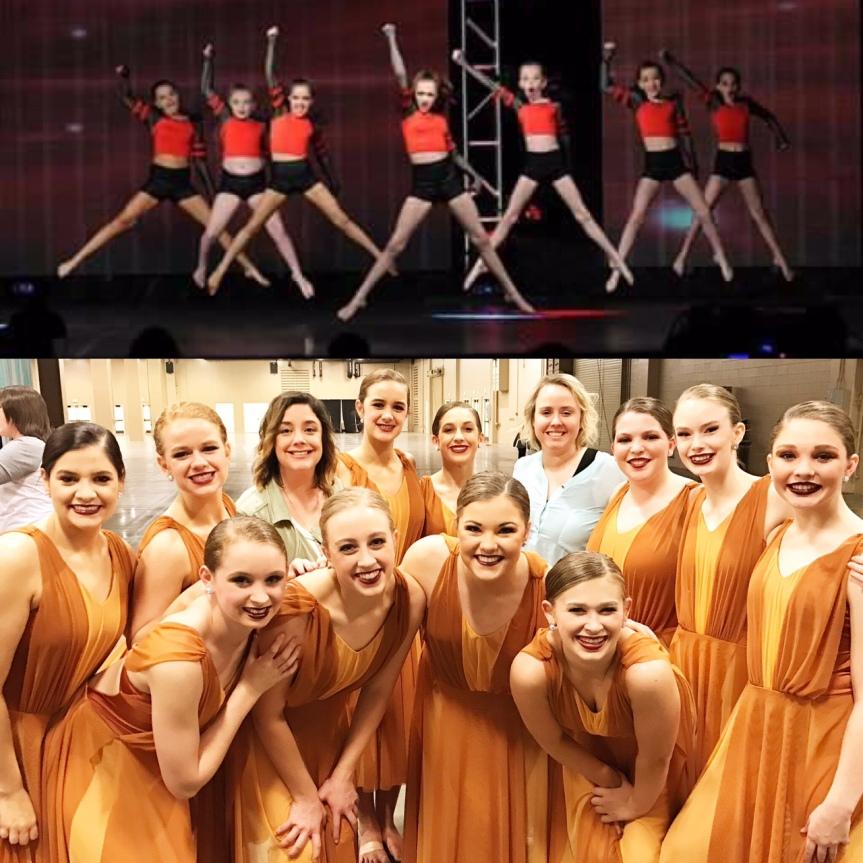 OZ DANCE CENTER WINS BIG AT MAJOR DANCEEVENT
